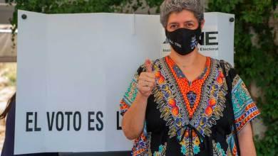Photo of Acude Rectora de la UAQ a ejercer su derecho al voto