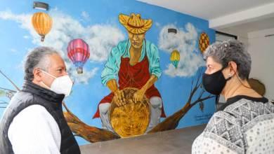 Photo of UAQ rinde homenaje a artesanos de Tequisquiapan con mural