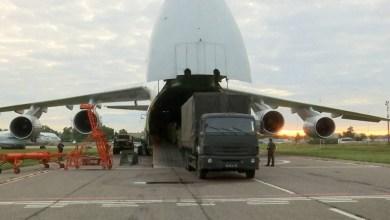 Photo of Recibe Cuba 88 toneladas de ayuda humanitaria de Rusia