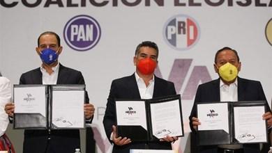 Photo of PAN, PRI y PRD piden anular elecciones de Campeche, Michoacán, Guerrero y SLP