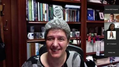 Photo of Rectora de la UAQ brinda exposición en congreso internacional