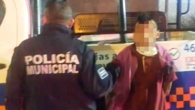 Photo of Detienen a presunto narcomenudista en zona oriente