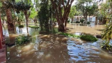 Photo of Inundaciones en Tequisquiapan afectaron dos escuelas: USEBEQ