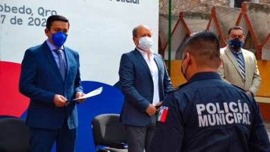Photo of Pedro Escobedo aumentó 44.5% su fuerza policial