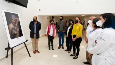 Photo of Inauguró Car Herrera de Kuri exposición Renaciendo con Arte