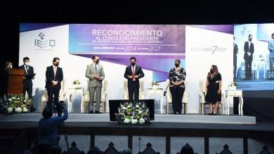 Photo of Reconocen labor del IEEQ y su presidente en el periodo 2014-2021