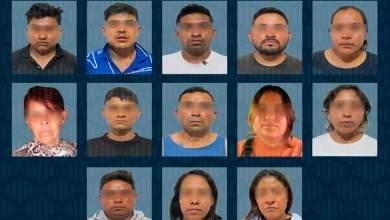 Photo of Detienen a 13 en Querétaro por homicidio, violación y privación de la libertad personal