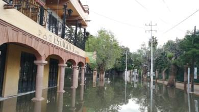 Photo of Tequisquiapan sigue en semáforo rojo por creciente del río San Juan