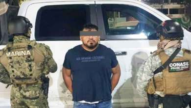 """Photo of Golpe al huachicol; detienen a """"El Rex"""" líder de Los Hades"""