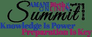 AMANI Birth Online Summit 2020