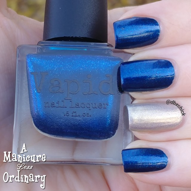 Vapid Winter Midnight and Gilver Shade