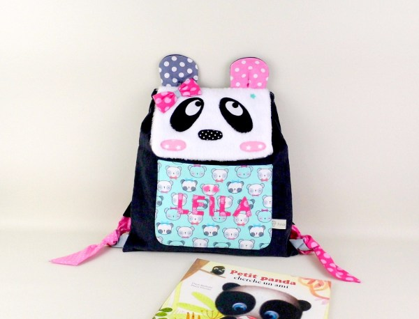 sac-dos-enfant-panda-personnalisable-prenom-couleurs-leila
