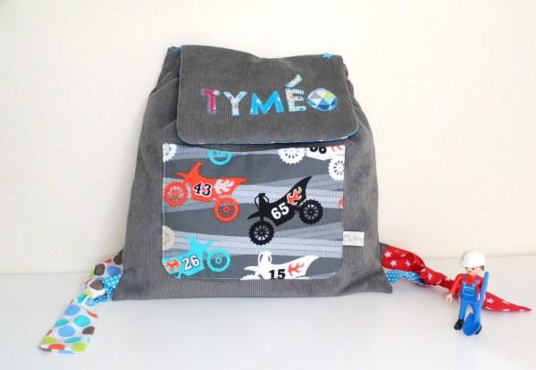 sac-a-dos-personnalisable-prenom-tymeo-sac-moto-gris-bleu