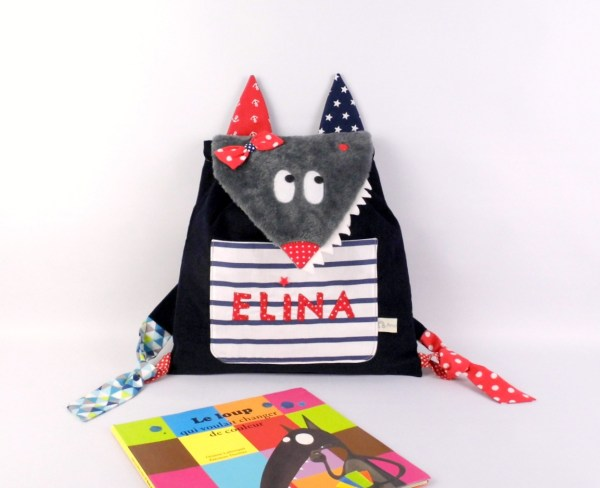 sac-maternelle-fille-loup-personnalisable-prenom-loula-jade-elina-sac-a-dos-enfant-brode-prenom-louise-preschool-backpack-wolf-toddler-bag