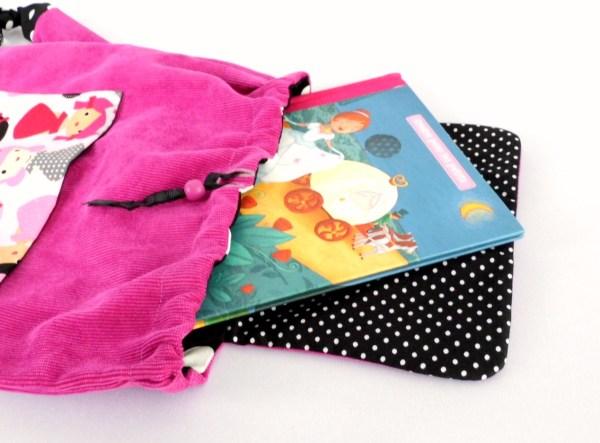 sac-a-dos-maternelle-fille-brode-prenom-personnalise-rose-noir-fuchsia-cartable-original-unique-cadeau-anniversaire-fille-3-ans