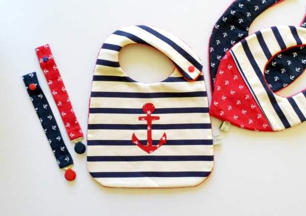 bavoir-garcon-personnalise-style-marin-attache-tétine-bavoir-bandana-cadeau-bebe-personnalise-liste-naissance