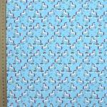 bleu-imprime-licornes-arc-en-ciel