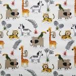 Animaux-de-la-jungle-girafe-tigre-zebre