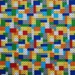 coton-briques-lego-multicolores