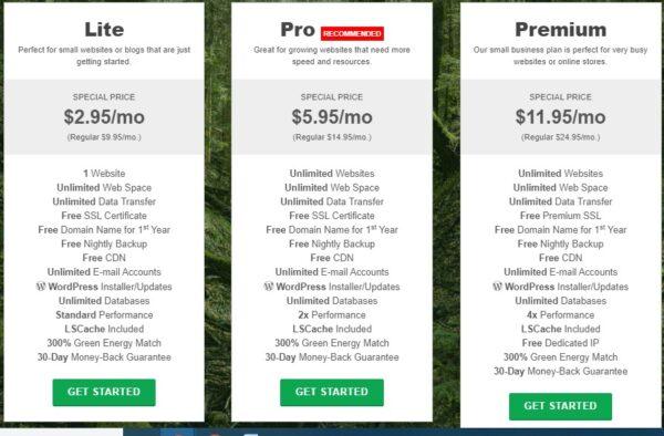 Greengeeks hosting coupon