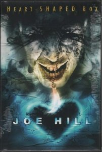 Heart Shaped Box by Joe Hill, book cover
