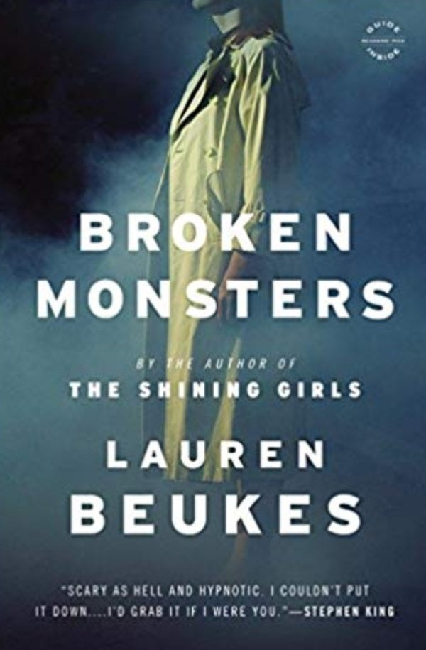Broken monsters cover