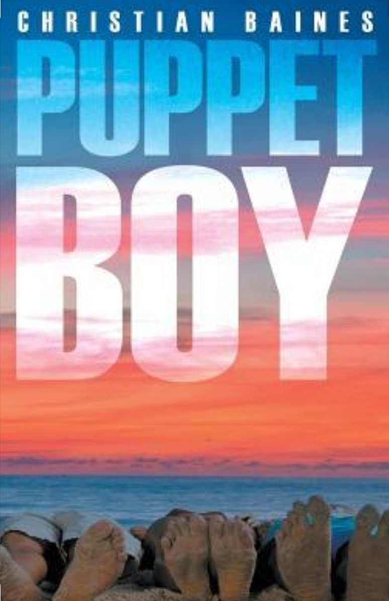 Puppet Boy book cover