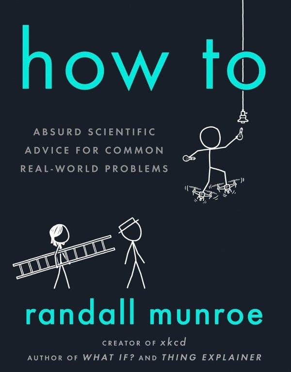 how to randall munroe book
