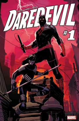 Daredevil Back in Black issue 1 cover