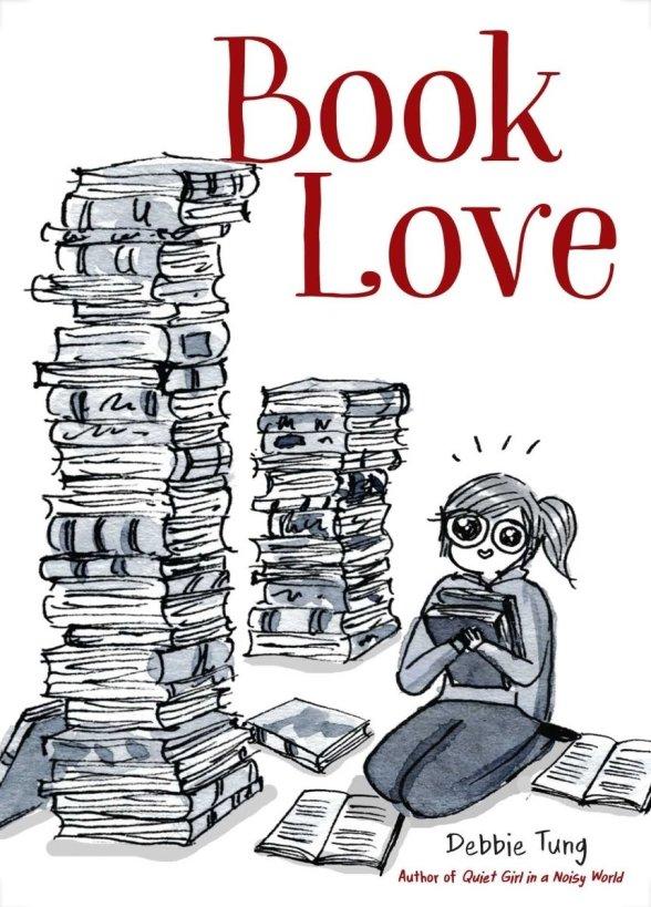 book love graphic novel