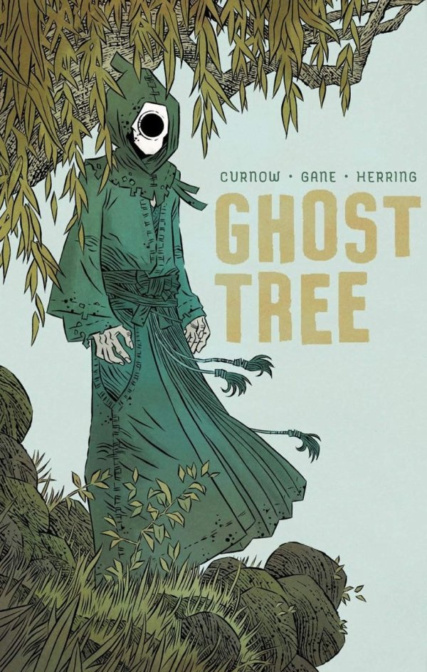 ghost tree graphic novel