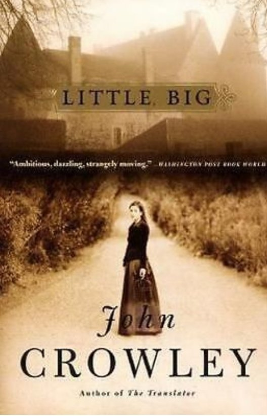 little big book cover