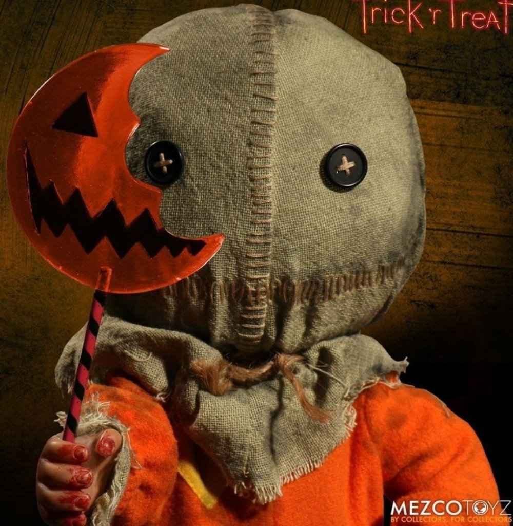 Sam from Trick r Treat movie