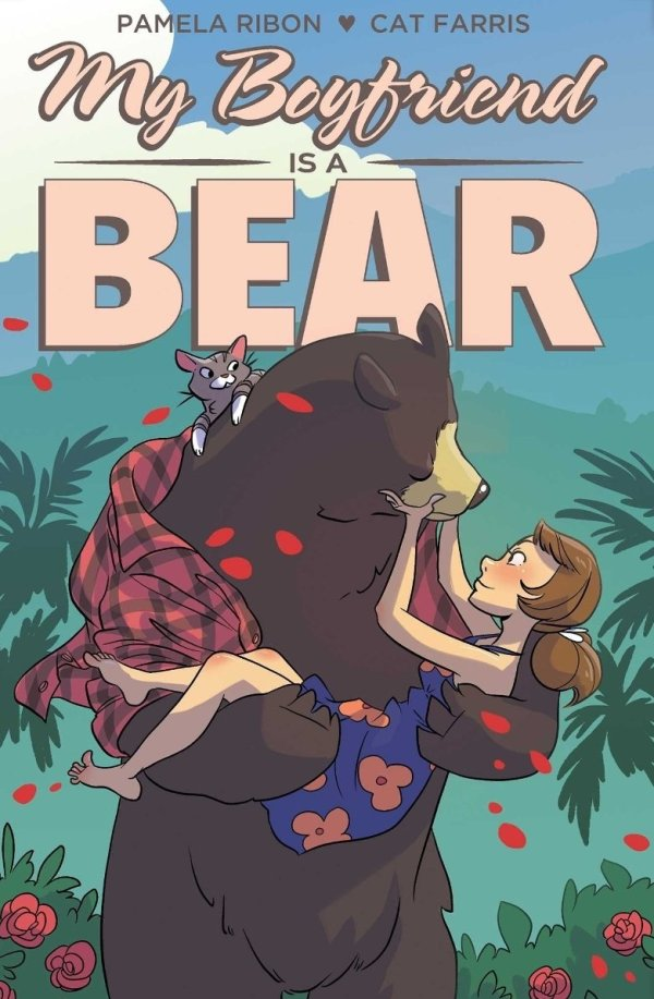 my boyfriend is a bear graphic novel