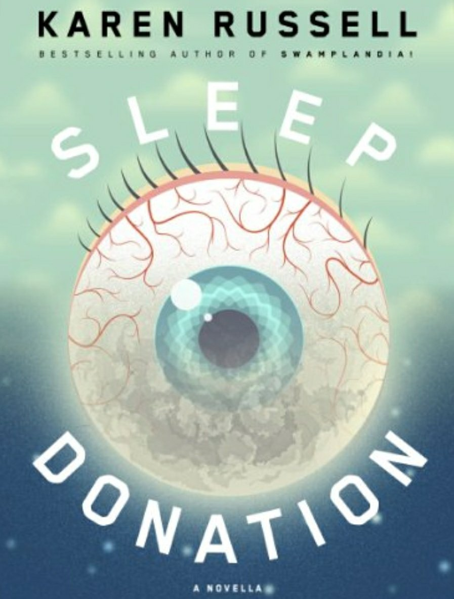 Sleep Donation book cover