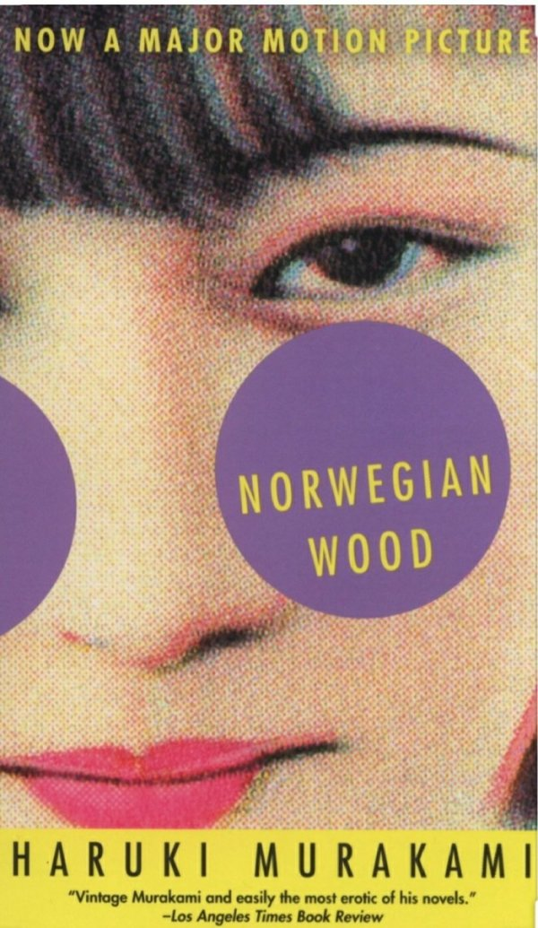 norwegian wood haruki murakami