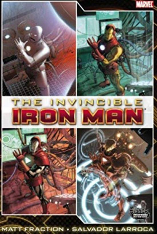 the invincible iron man matt fraction