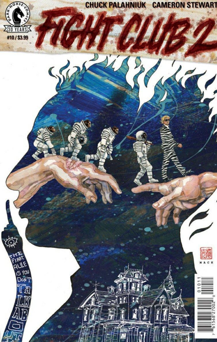 david mack's cover art