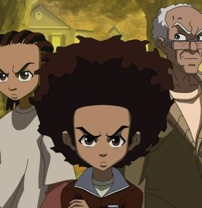 The Boondocks family