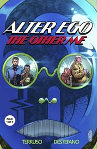 Alter Ego issue 1 book cover