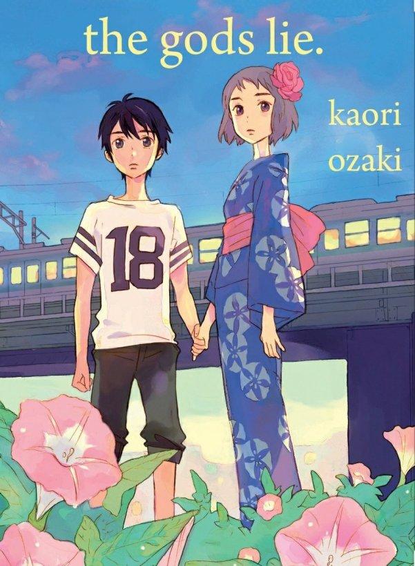 the gods lie kaori ozaki manga