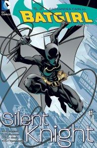 batgirl, volume 1 silent knight cover
