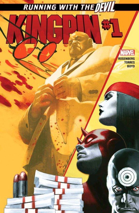 kingpin marvel comics standalone