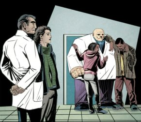 Kingpin grieving over the loss of a child