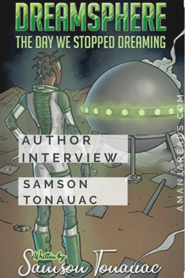 samson tonauac author interview