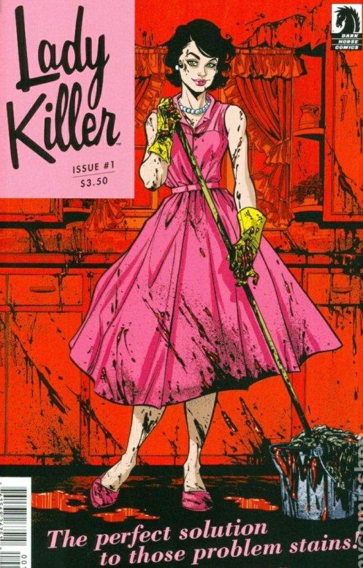 lady killer graphic novel