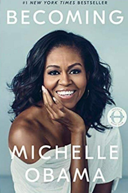 becoming michelle obama memoir