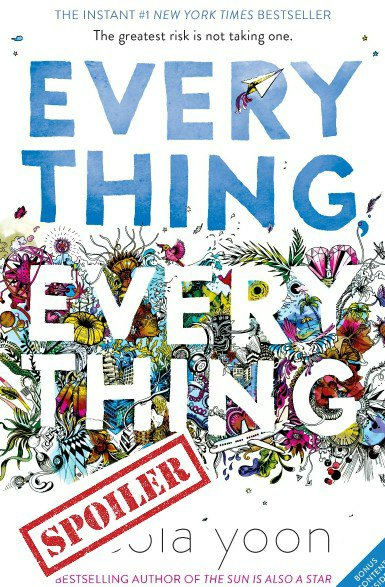 nicola yoon everything everything book summary and spoilers