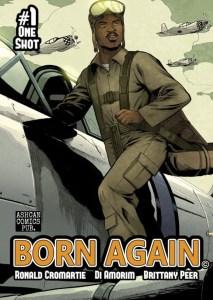 Born Again comic book cover