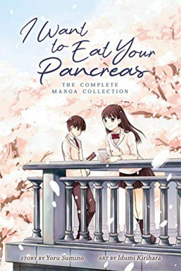 i want to eat your pancreas manga cover